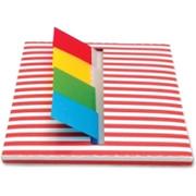 Redi-Tag Designer Flag Desk Dispenser - 2