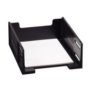 Rubbermaid Stackable Front-Loading Letter Tray