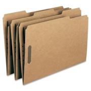 Smead 19837 Kraft Fastener File Folders