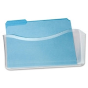 Rubbermaid Single Pocket Wall File - 3
