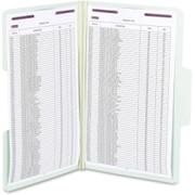 Smead SuperTab Pressboard Fastener Folders with SafeSHIELD Fasteners - 1