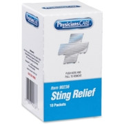 PhysiciansCare Sting Relief Pad