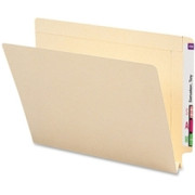 Smead 24275 Manila End Tab File Folders with Reinforced Tab