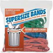 "Alliance Rubber SuperSize 12"" Bands, Assorted Sizes"