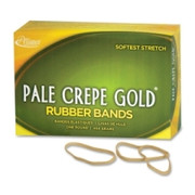 Pale Crepe Gold Rubber Band - 3