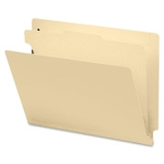 Smead 26825 Manila End Tab Classification File Folder