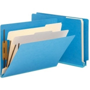 Smead 26836 Blue End Tab Classification File Folder