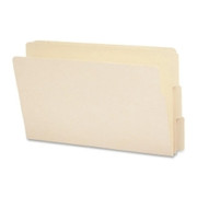 Smead 27134 Manila End Tab File Folders with Reinforced Tab