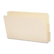 Smead 27134 Manila End Tab File Folders with Reinforced Tab
