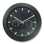Artistic Round Wall Clock - 2