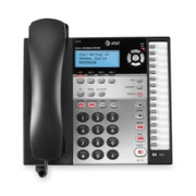AT&T Standard Phone - Black, White