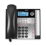 AT&T Standard Phone - White - 1