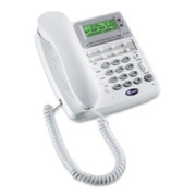 AT&T Standard Phone - White - 2