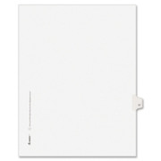 Avery Individual Legal Dividers - 16