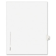 Avery Individual Legal Dividers - 17