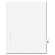 Avery Individual Legal Dividers - 19