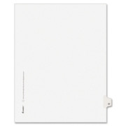 Avery Individual Legal Dividers - 21