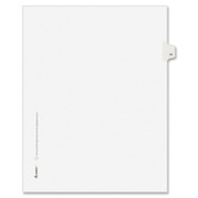 Avery Individual Legal Dividers - 30