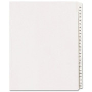 Avery Side Tab Collated Legal Index Dividers - 6