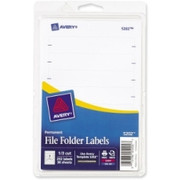 Avery Filing Label - 12