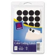 Avery Round Color-Coding Label