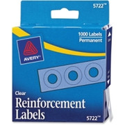 Avery Reinforcement Label - 2