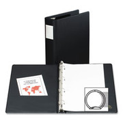 Avery 4 Ring Vinyl Legal Binder