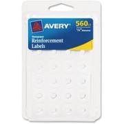 Avery Permanent Reinforcement Label