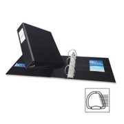 Avery Durable Slant Reference Binder With Label Holder - 3