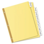 Avery Worksaver Insertable Dividers Value Pack - 1