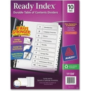 Avery Classic Ready Index Table of Contents Divider - 1