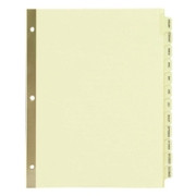 Avery Laminated Tab Divider - 1