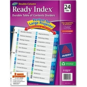 Avery Double Column Index Divider - 1