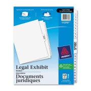 Avery Premium Collated Legal Exhibit Divider