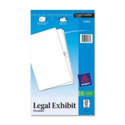 Avery Premium Collated Legal Exhibit Divider - 3