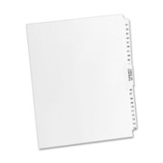 Avery Premium Collated Legal Exhibit Divider - 7