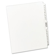 Avery Premium Collated Legal Exhibit Divider - 8