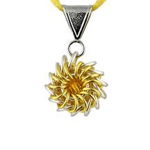 Whirlybird Necklace Kit - Lemon