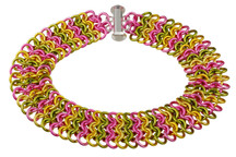 Lily European 4-in-1 chainmaille bracelet kit