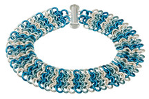 Frozen European 4-in-1 Chain Maille Bracelet Kit