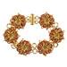 Goldilocks Flares Chain Maille Bracelet Kit by Genny Smith