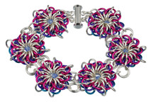 Sassy Flares Bracelet Kit by Genny Smith