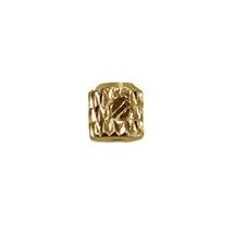 Scrimps, Gold Finished Copper, 3.5mmx3.5mm barrel