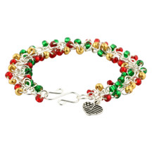 Noel Shaggy Loops Bracelet Kit