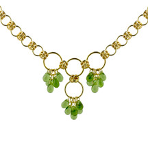 Midori Drops Chain Maille Necklace Kit