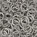 14g Metric Bright Aluminum Jump Rings