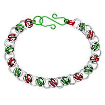 Holiday Road Acute Helm Chain Maille Bracelet Kit