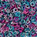 Cotton Candy Anodized Aluminum Mixes - 20 Gauge - Metric