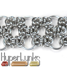 HyperLynks Byzantine Lace Kit