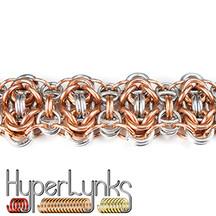 HyperLynks Henrietta's Weave Bracelet Kit